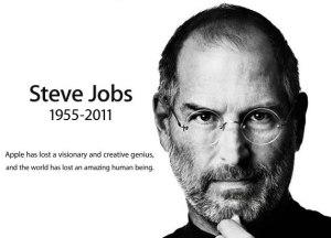Steve Jobs ( 1955 - 2011 )