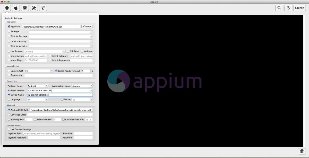 Appium_server